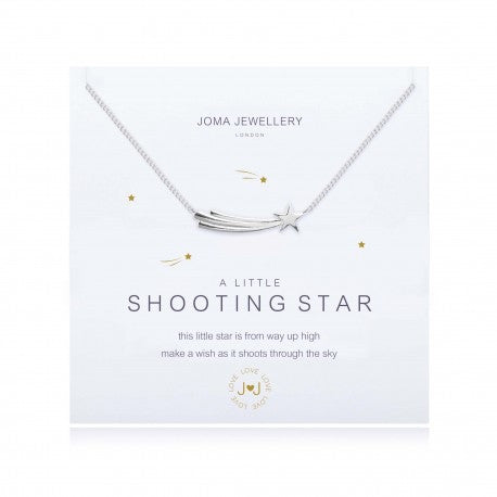 Joma Jewellery A Little Shooting Star Necklace