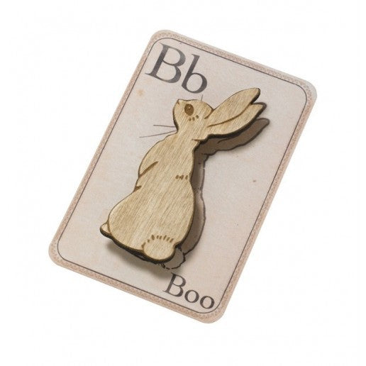 Belle & Boo Brooch