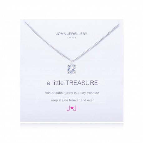 Joma Jewellery A Little Treasure Necklace