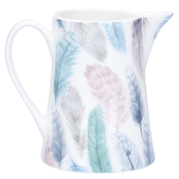 Gisela Graham Gisela Graham Feathers Jug (Small)