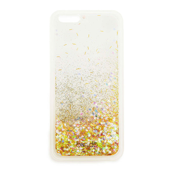 Ban.do Glitter Bomb iPhone 7 Case - Clear