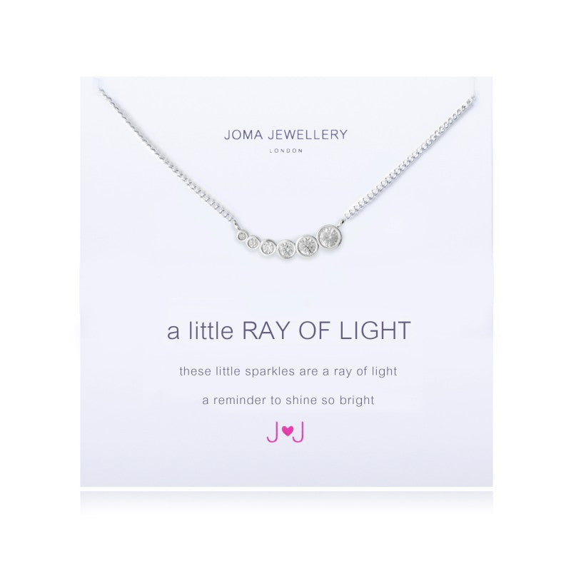 Joma Jewellery A Little Ray of Light Necklace