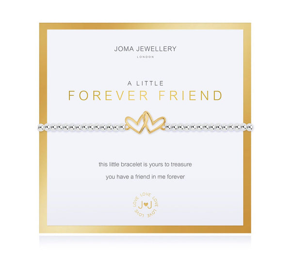 Joma Jewellery - A Little Forever Friend Bracelet - Boxed