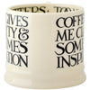 Emma Bridgewater Black Toast All Over Baby Mug