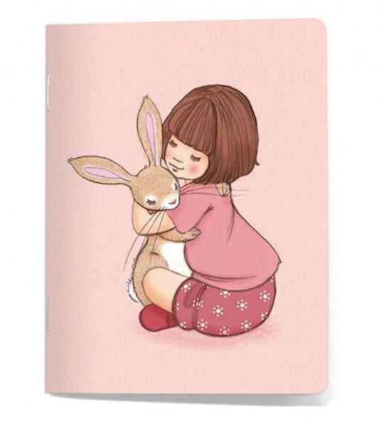 Belle & Boo 'Belle Hugs Boo' Mini Notebook