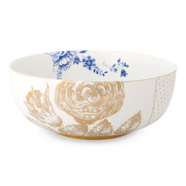 PiP Studio Royal White Bowl - 23cm