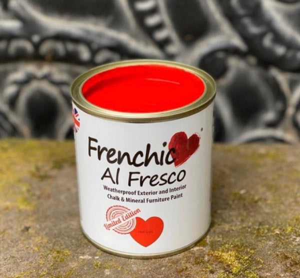 Frenchic Paint Al Fresco - Hot Lips