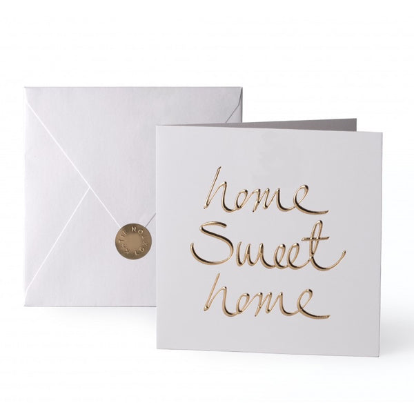 Katie Loxton Greetings Card - Home Sweet Home