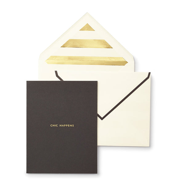Kate Spade New York Greeting Card - Chic Happens