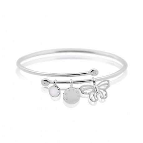 Joma Jewellery Inspire Story Bangle