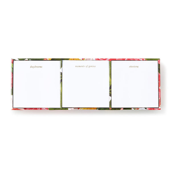 Kate Spade New York Sticky Note Set - Floral
