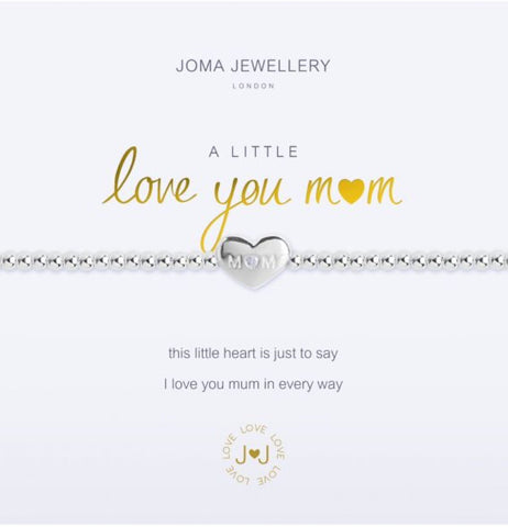 Joma Jewellery A Little Love You Mum Bracelet