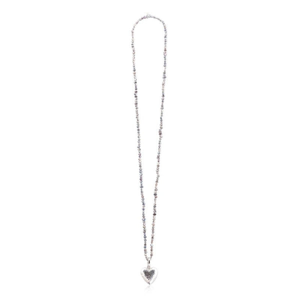Joma Jewellery Isabelle Necklace - Silver