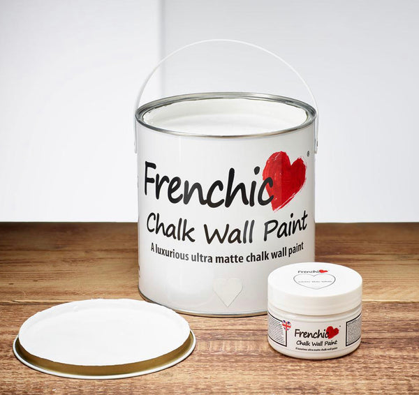 Frenchic Wall Paint - Whiter Than White