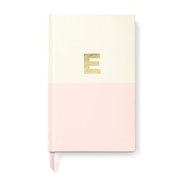 Kate Spade New York Dipped Initial Notebook - E