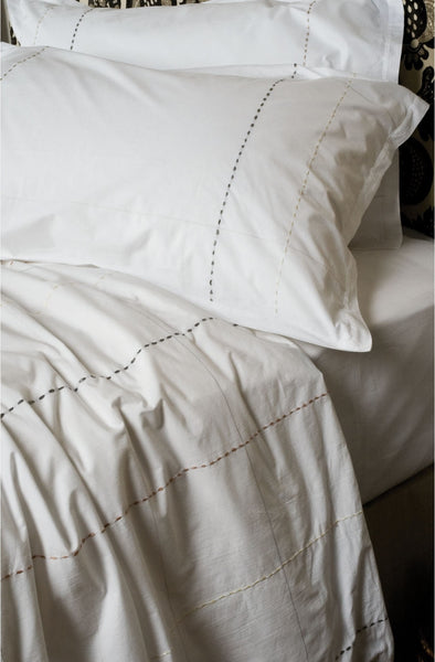 Bianca Lorenne Ribbon Stitch Duvet Cover
