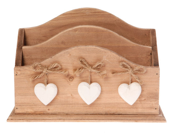 Sass & Belle Ashley Farmhouse Letter Rack