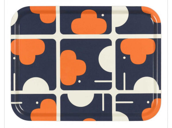 Orla Kiely - Elephant Tray, Large