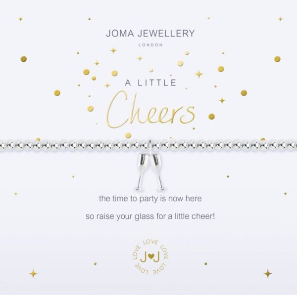 Joma Jewellery A Little Cheers Bracelet