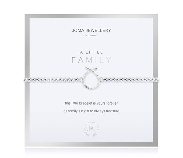 Joma Jewellery - A Little Family Bracelet - Boxed