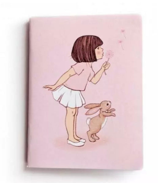 Belle & Boo 'Dandelion' Mini Notebook