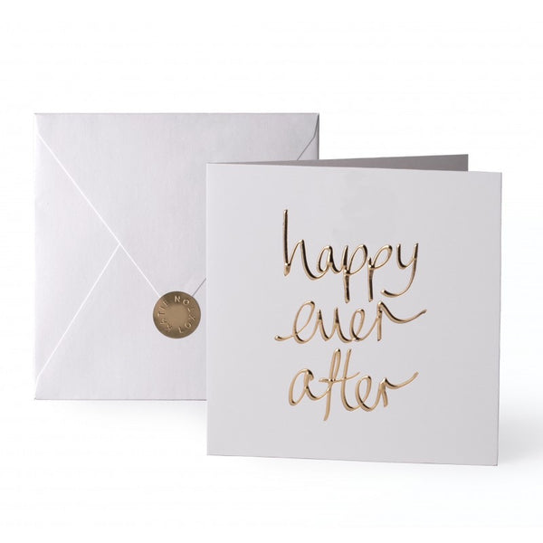 Katie Loxton Greetings Card - Happy Ever After