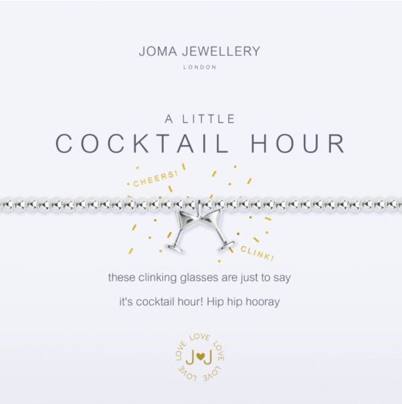 Joma Jewellery A Little Cocktail Hour Bracelet