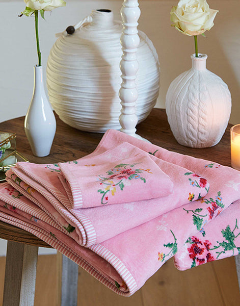 PiP Studio Granny Pip Towel Collection - Pink