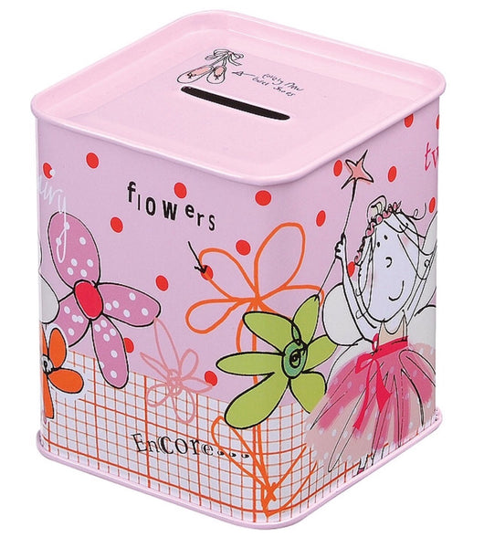 Caroline Gardner Florabundle Money Box