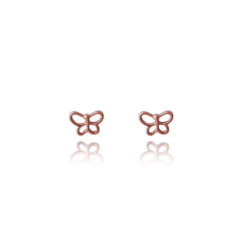 Joma Jewellery Neva Earrings - Rose Gold