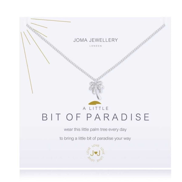 Joma Jewellery A Little Bit of Paradise Necklace