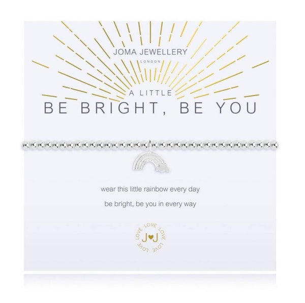 Joma Jewellery A Little Be Bright, Be You Bracelet