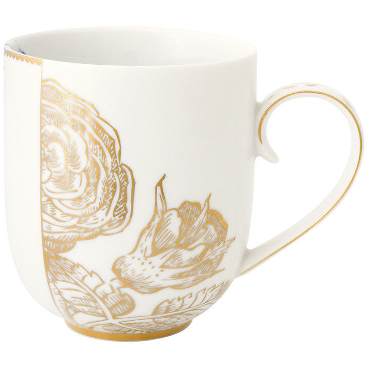 PiP Studio Royal White Large Mug