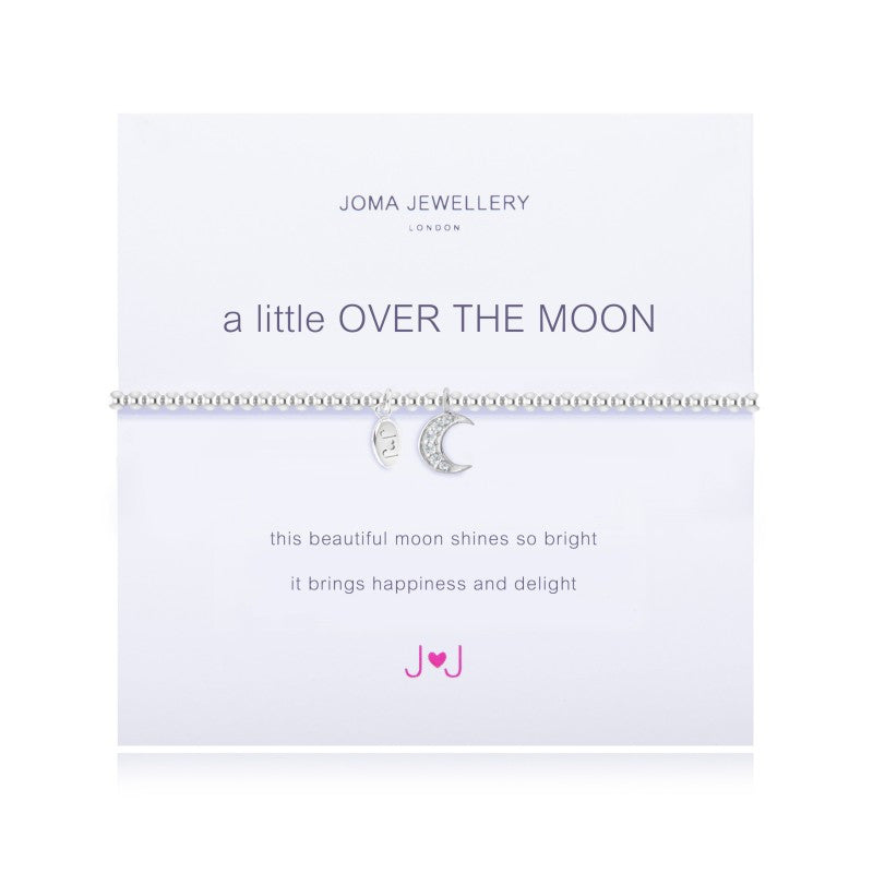 Joma Jewellery A Little Over the Moon Bracelet
