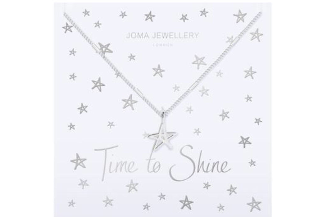 Joma Jewellery Time to Shine Necklace