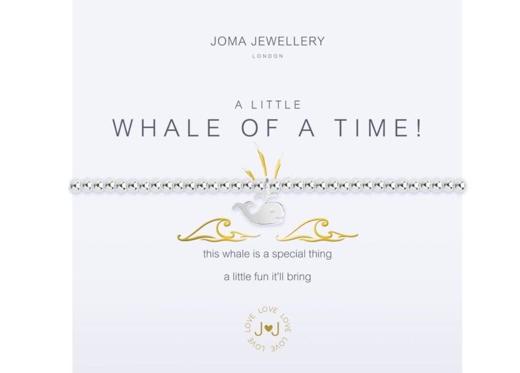 Joma Jewellery A Little Whale Of A Time Bracelet