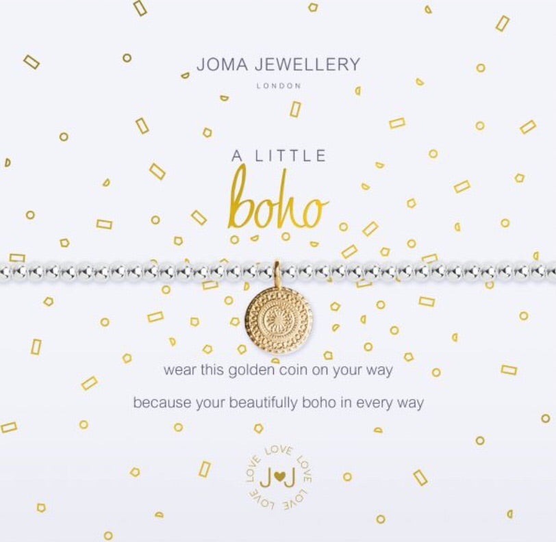 Joma Jewellery A Little boho Bracelet