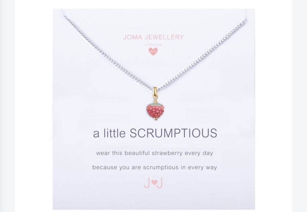 Joma Jewellery Girls A Little Scrumptious Necklace