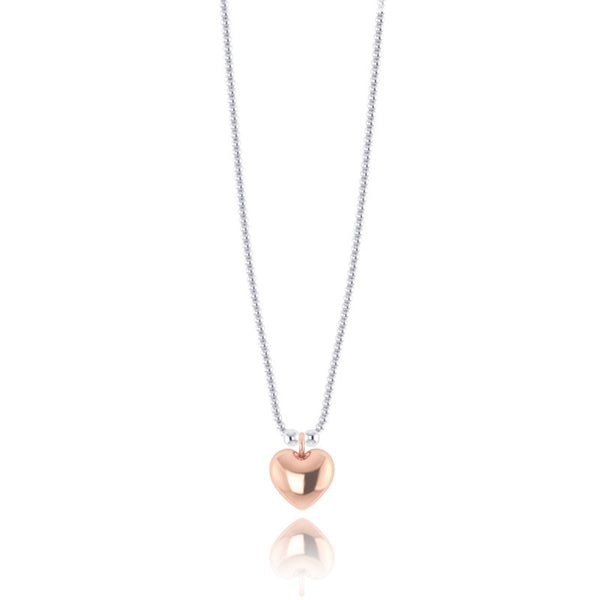 Joma Jewellery Khloe Necklace - Rose Gold