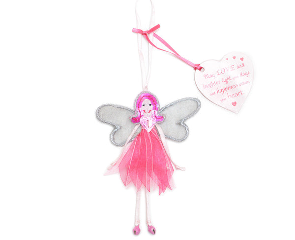 'Love and Laughter' Fairy