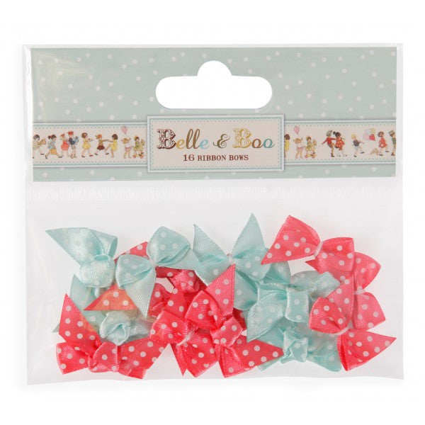 Belle & Boo Mini Ribbon Bows