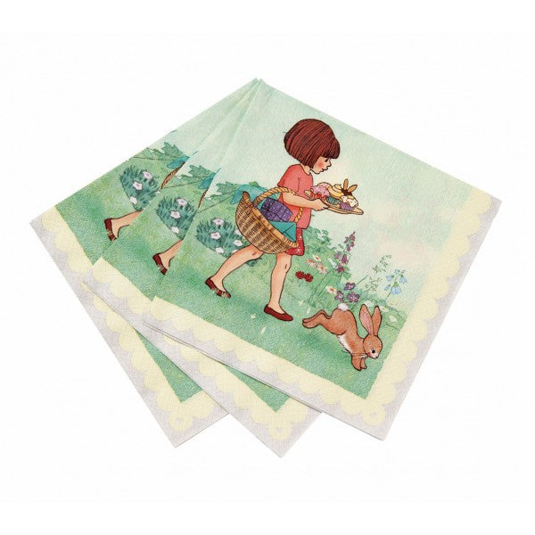 Belle & Boo Party Napkins