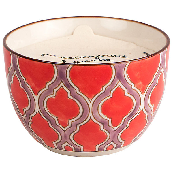 Paddywax Boheme Passionfruit & Guava Candle (12.5oz.)