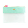 Ban.do Peekaboo Clutch - Summer Mint