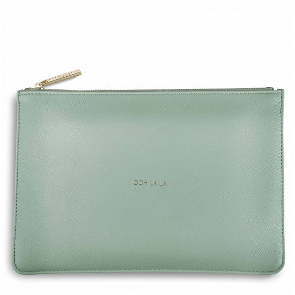 Katie Loxton Perfect Pouch - Ooh La La (Mint)