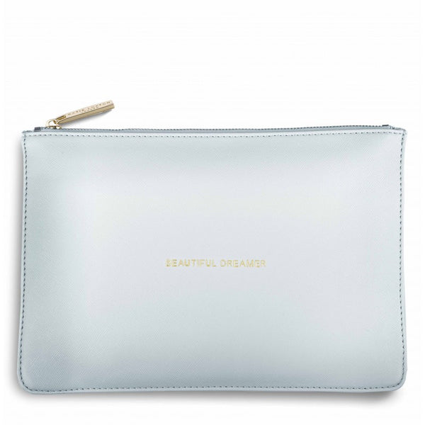 Katie Loxton Perfect Pouch - Beautiful Dreamer (Powder Blue)