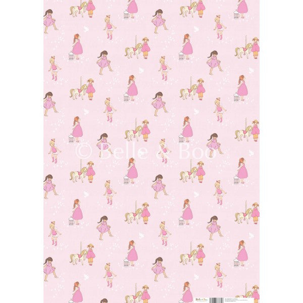 Belle & Boo Ava & Friends Gift Wrap