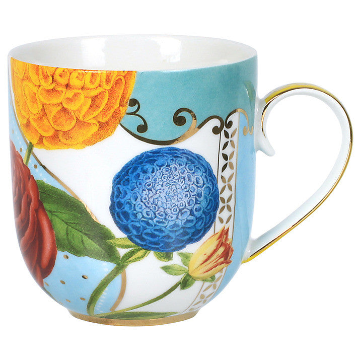 PiP Studio Royal Small Mug - Flowers