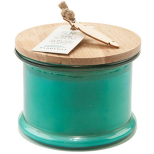 Paddywax Great Outdoors Surf Glass Candle (14.5oz.)