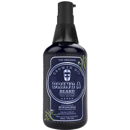 Dr Trust USA Bring A Beard - Natural Beard Growth Oil with Bringhraj 801.